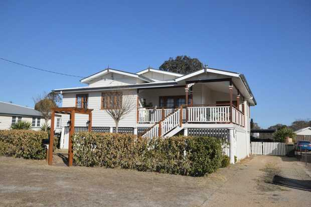 An impressive high-set Queenslander, 3 bedroom timber home has been recently renovated inside and out. ...