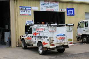Kyogle's only mobile Auto Electrician servicing Kyogle  and district 