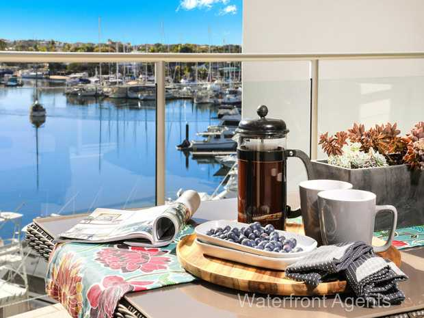 Imagine waking up each morning with your first cup of coffee overlooking this serene waterway, what...