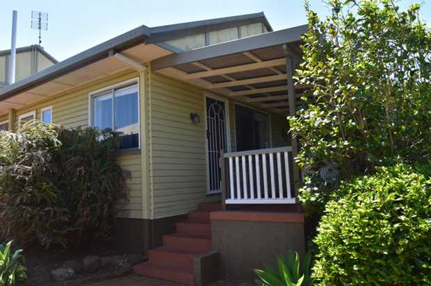This delightful 4 bedroom split level home with welcoming verandah and refreshing pool ready for the...