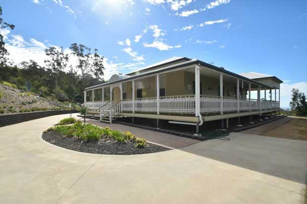This beautiful highset character timber home located in Preston features a stunning wrap around vera...