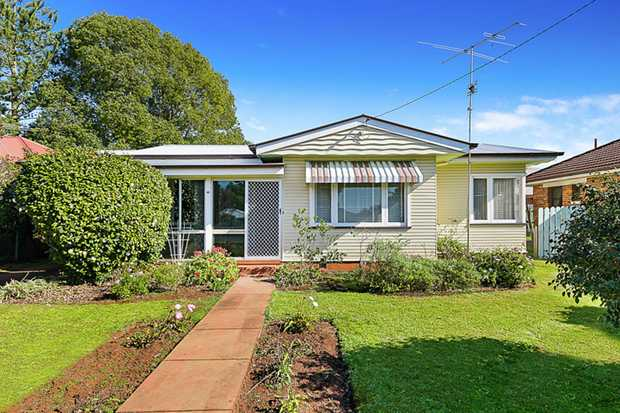 Step inside this tidy 3 bedroom classic home with original kitchen and charming features throughout....