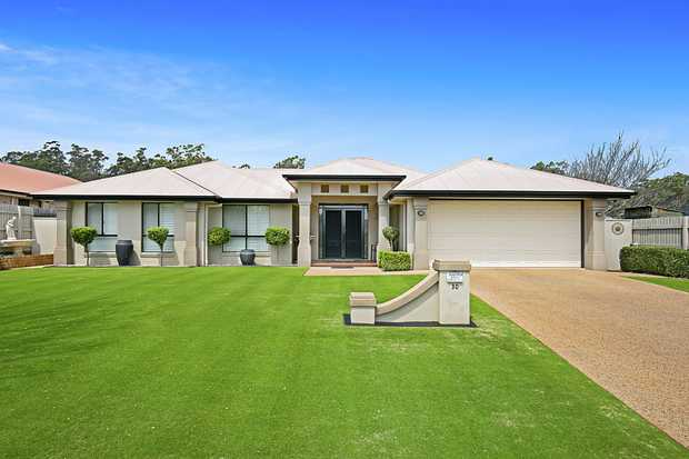 - Extensively renovated Arden Vale home - 4 double built-in bedrooms - Separate office - 2 stunni...