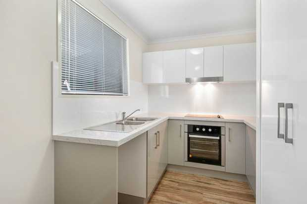 TOTALLY REFRESHED THROUGHOUT and featuring an impressive renovation with the stylish kitchen & bathroom...