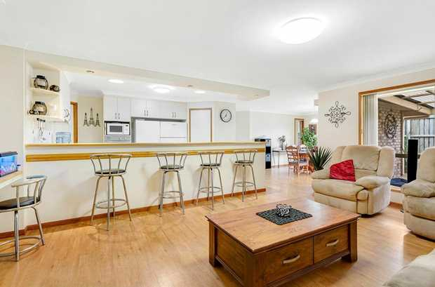 15 short metres from a lovely park and set in a quiet cul-de-sac, Jacqui Walker Sells presents 8 Ram...