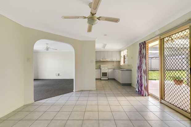 - 5 built-in bedrooms plus study/6th bedroom - Family bathroom plus ensuite - Tidy kitchen with...