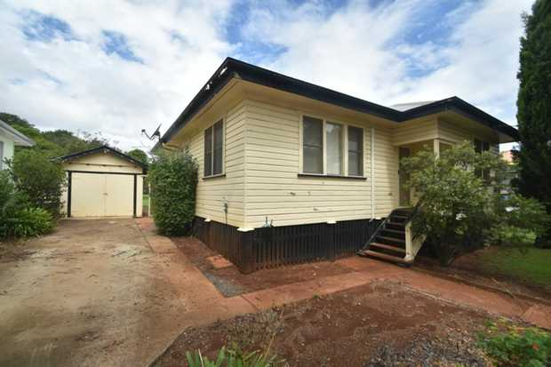 This beautiful timber home has polished timber floors throughout and is located in North Toowoomba....