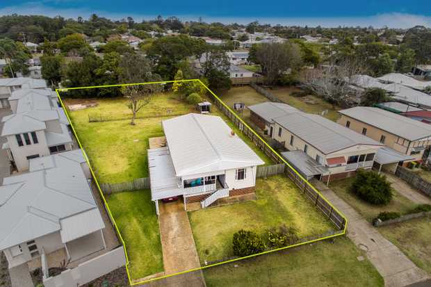 - Prime development opportunity