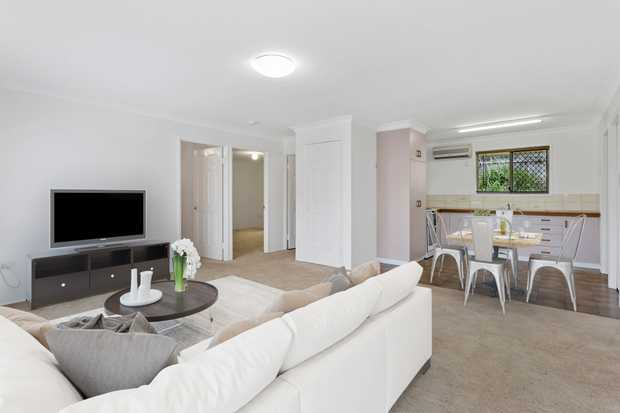 Each unit features: - 2 built-in bedrooms - Open plan living and dining areas - Tidy kitchen with...