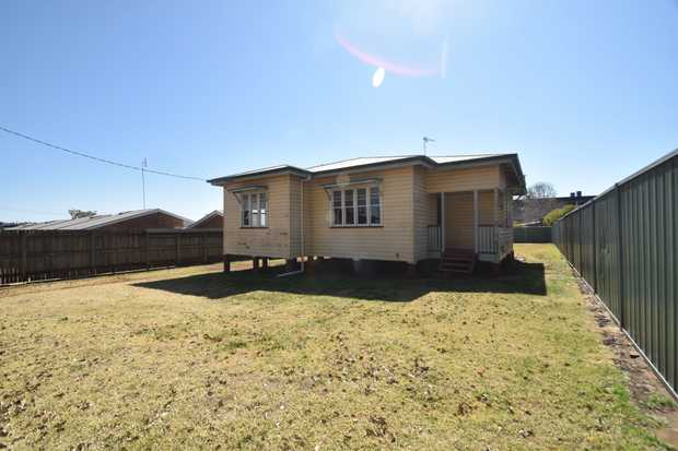 This tidy timber home in South Toowoomba located just minutes away from the city center and offering...