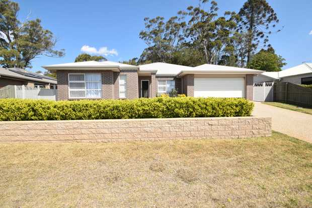 Be quick to stake your claim on this beautiful lowset brick home in a whisper quiet street, surrounded...