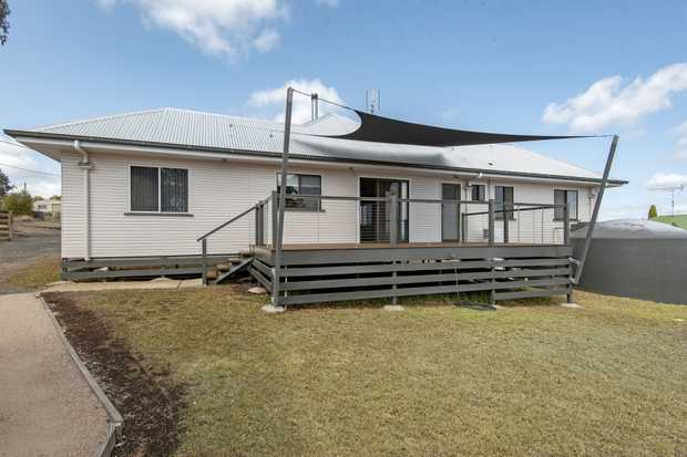 Situated on 1,860m2 this delightful 5 year old home would be the perfect first home and would also w...