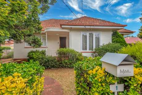 SET IN A quiet & enchanting street, Jacqui Walker Sells presents your opportunity to polish this very...