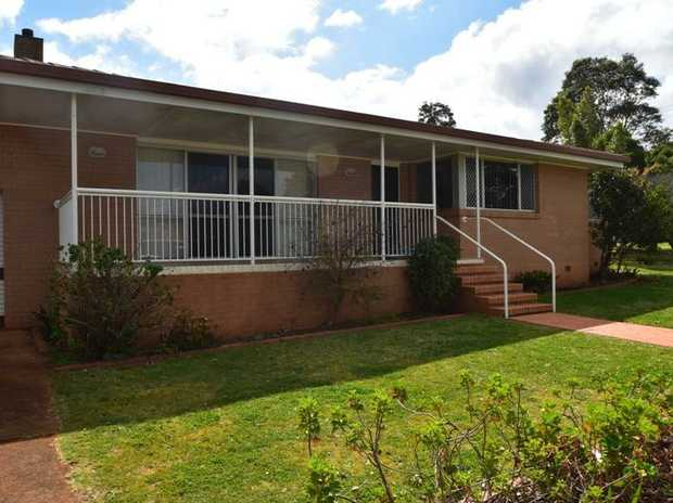 This Rangeville 3 bedroom brick beauty situated in a quiet location on corner block has recently bee...