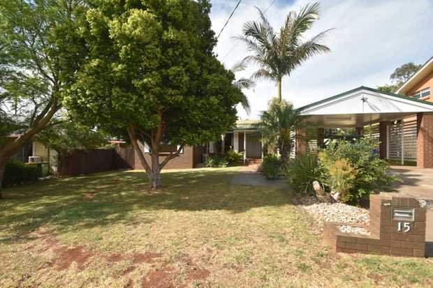 This 3 bedroom home is located in sought out suburb of Rangeville and is a hop, skip and a jump away...