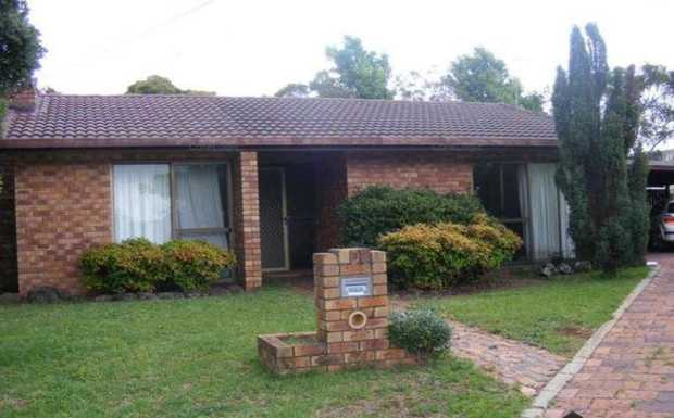 This lowset brick home is located in Centenary Heights as offers a great family environment. Located...