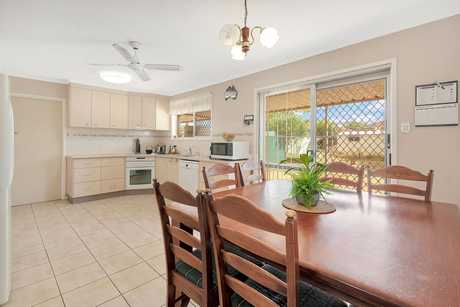 This spacious, single level home which maximizes comfort and convenience creating a family friendly...