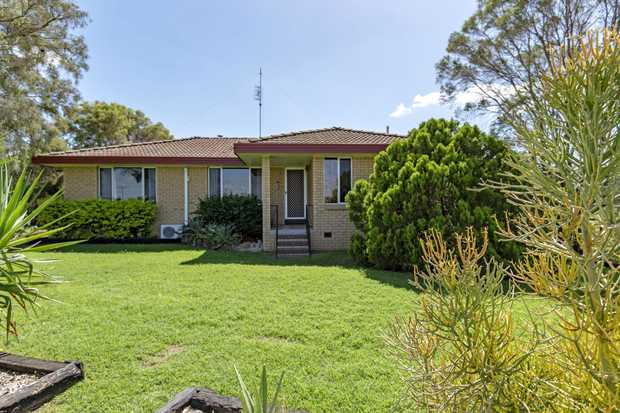 This low maintenance 3 Bedroom home superbly set on 1096m2 fenced block with two - street access...