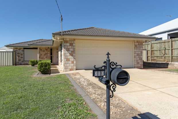 Combining family living with plenty of space inside and out, this excellent home in a fantastic...