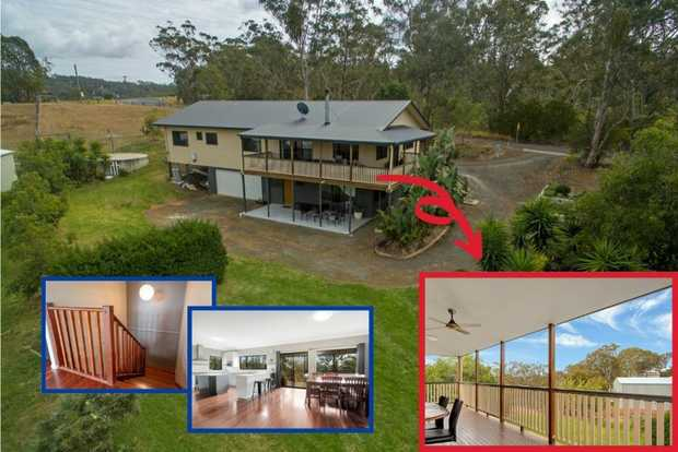 IDEAL LIVING FOR YOU & YOUR FAMILY is maximised across 2 wonderful levels here!  Get rural feels & easy...