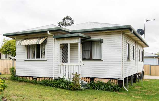 With cottage-style charm and features to match, this chamferboard home on stumps with iron roof is a...