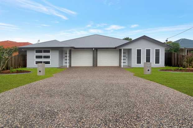THE BEST BRAND-NEW UNIT OPPORTUNITY in Harristown is presented by Jacqui Walker - with light-filled...