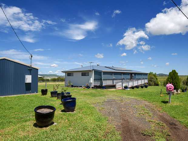 This home as been designed to take in the rural view of Nobby. One of the benefits of living in a small...