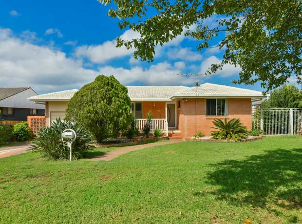 This wonderful Centenary heights four bedroom brick and tile family home sits on a fully fenced 670m2...