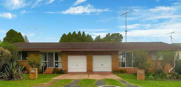THIS ENTIRE DUPLEX on one title in PREFERRED RANGEVILLE is presented by Jacqui Walker, situated 300m to...
