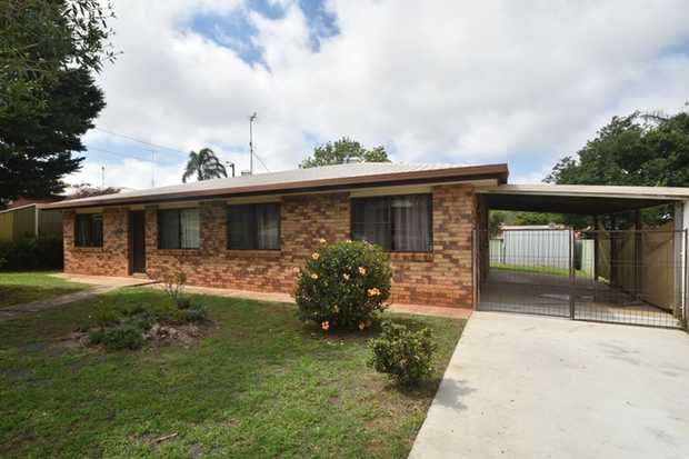 This lowset brick home is located near the Freneau Pines Park and a short distance from the Turf Club...