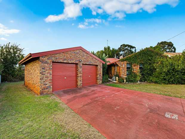 Make sure you inspect this lowset brick home. It comprises of 3 built-in bedrooms with the main...