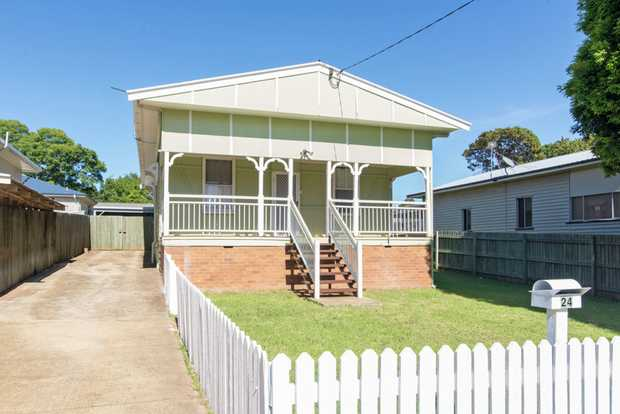 This charming home in a quiet street in Newtown has just been renovated and offers a fantastic blend...