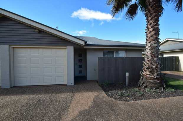 Beautiful and practical this modern two bedroom ensuited unit sits at the rear of a small complex in...