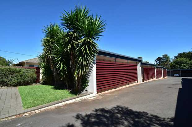 Set in a peaceful tree-lined street in Centenary Heights, this lowset unit is comfortable in size and...