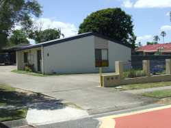 INVESTMENT OPPORTUNITY.  3 ADJOINING UNITS WITH SEPARATE PRIVATE COURT YARDS. ALL UNITS WERE RENOVAT...
