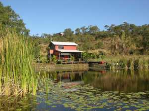 """Emu Pond Retreat"" is a very unique and special property. Architect-designed, 2 storey cabin..."