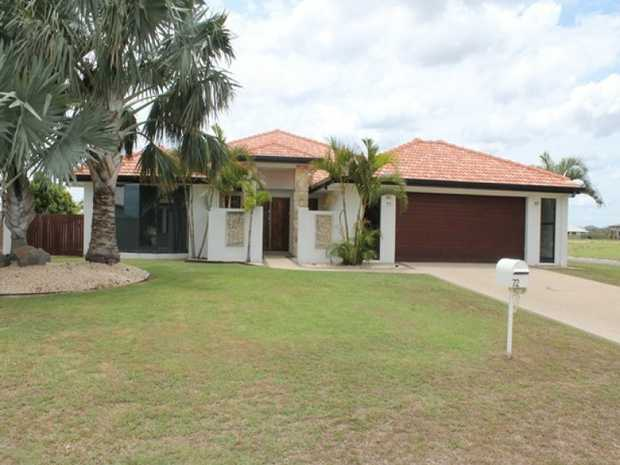 An inspection is a must to appreciate the unique qualities of this executive home in Zilzie Bay...