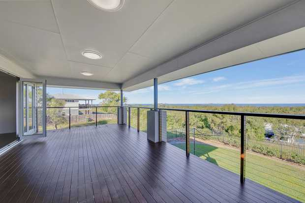This High Set Home is designed to capture the Ocean and Valley view's. Located in the Seaspray complex...