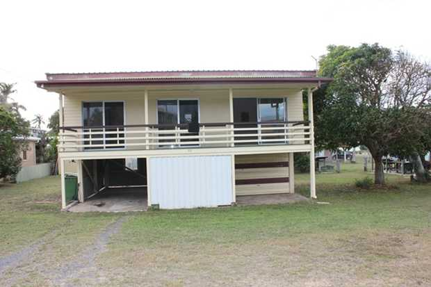 This home is basic but clean and tidy and has an affordable price.  Highset with full length front...