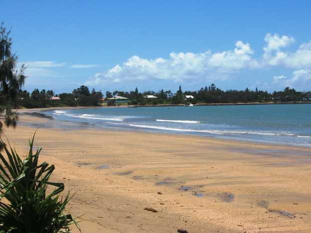 Absolute oceanfront land with direct beach access in the idyllic setting of Reef Street, Zilzie.