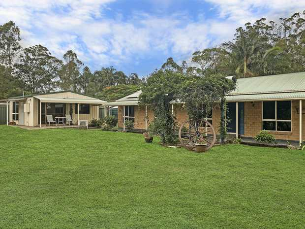 Where in Beerwah can you find a home on acreage with this much privacy and full of character? 8...