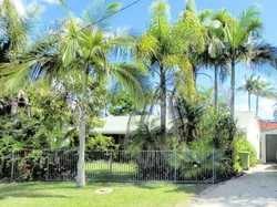 Set back in a quiet cul-de-sac, a short walk to the water is this private 3 bedroom home.  The prope...