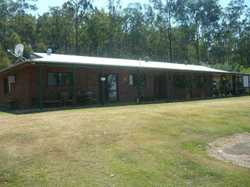 This four bedroom + study dark brick family home is sitting nicely on roughly 20 acres. The property...