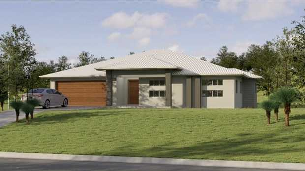 This upmarket house and land package is set to be nestled amongst other high end executive homes in...