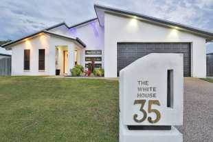 Appropriately named the 'The White House', the residence boasts a light & bright appearance both ins...