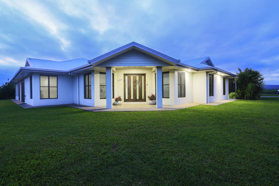 The substance and significance of this rural property situated on an acre and a half, enhanced by the...