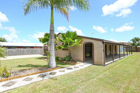 This spacious solid brick home has all the room you need for you and your family. With the block being...