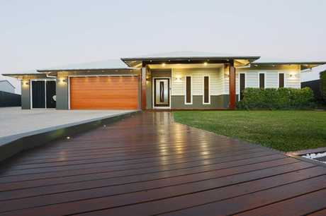 Stylish in design, this remarkable residence is the ultimate in modern day living. The expansive home...