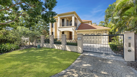 Welcome to this award winning and elegant, French inspired home of grand proportions and opulent...