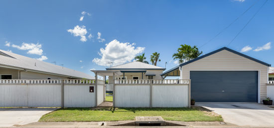 Located in Mackay's sought-after suburb of West Mackay resides this stately cottage built in the 1930's...